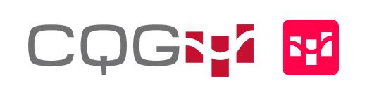 CQG Integrated Client - Wedbush Futures